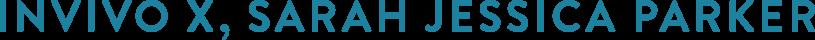 Invivo X, SJP Logo